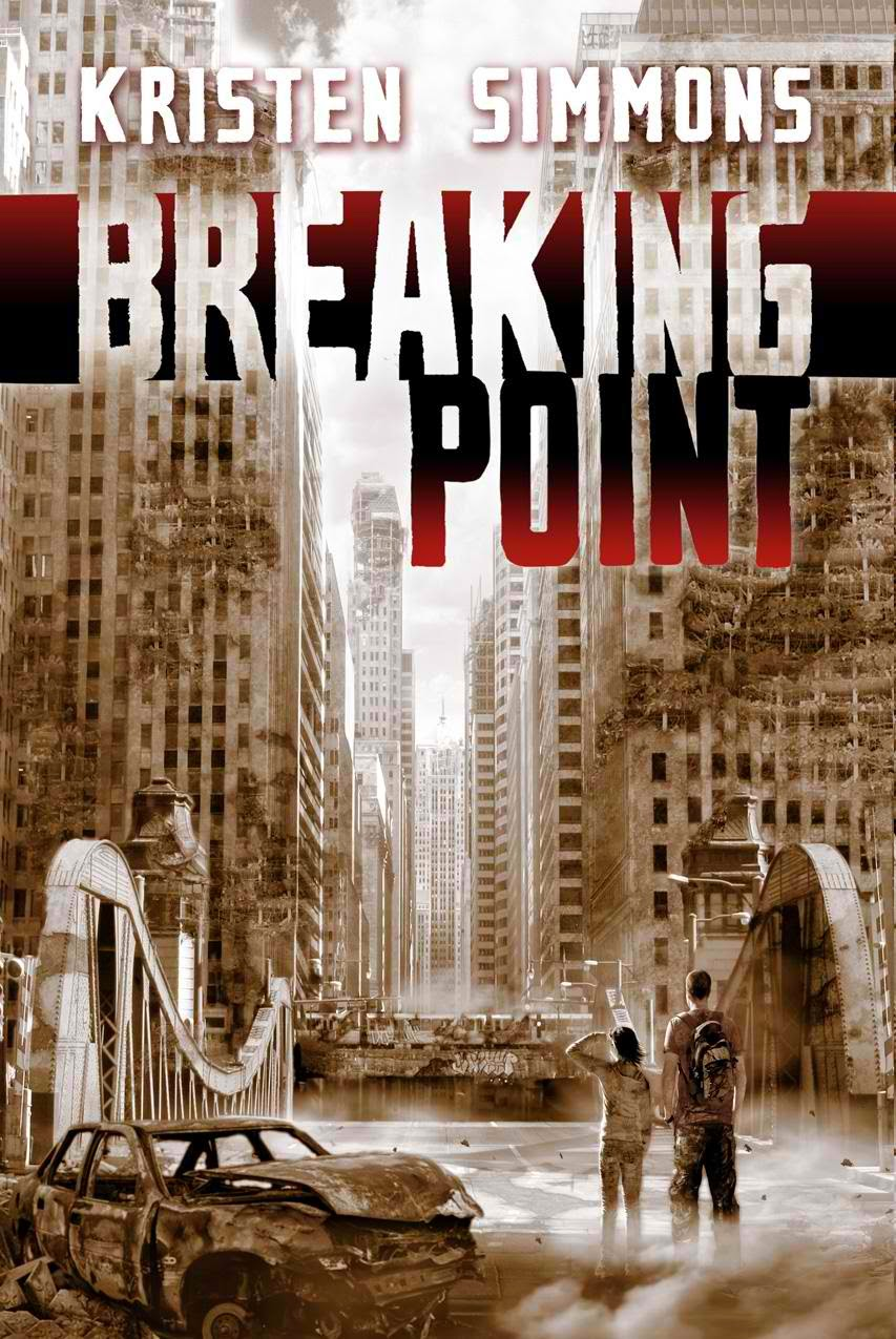 Breaking Point by Kristen Simmons