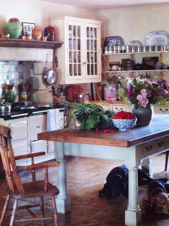 26 Fabulous Farmhouse Kitchens The Cottage Market