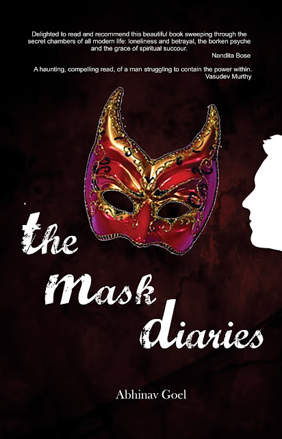 Book Review : The Mask Diaries – Abhinav Goel