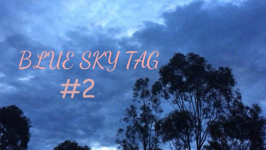 BLUE SKY TAG #2 BY PATEHAH