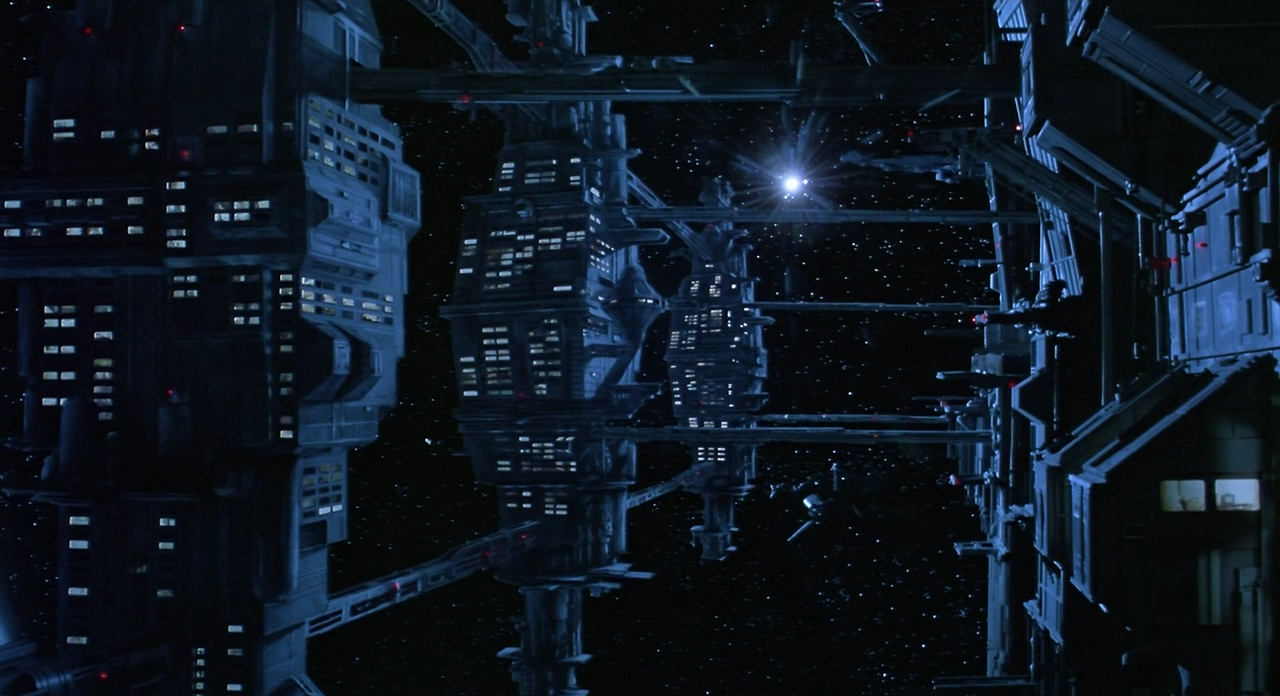 alien movie space station - photo #1