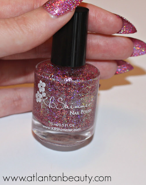 KB Shimmer's Ripe for the Pink-ing
