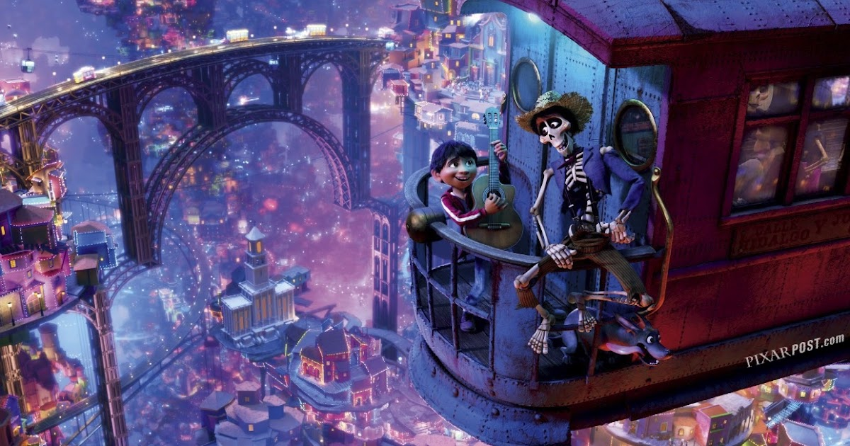 Coco News: Careers in the Land of the Dead, Hector's ...