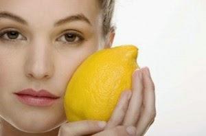 cara alami menghilangkan jerawat dengan lemon