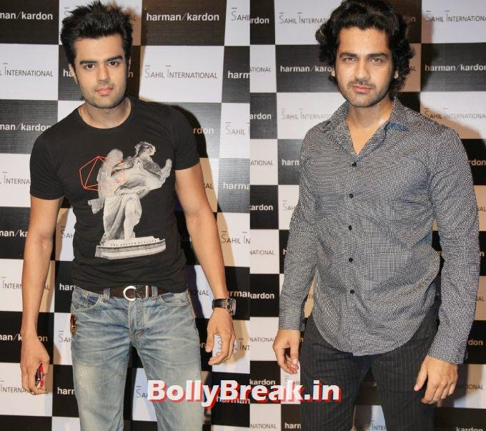 Manish Paul, Arjan Bajwa, Jacqueline, Shriya, Richa Chadha at luxury brand launch
