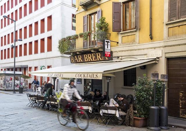 Informações sobre a Pinacoteca de Brera em Milão
