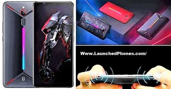 The Xiaomi Black Shark Helo is the commencement telephone inward the earth ZTE Nubia Red Magic Mars Gaming Phone Launched
