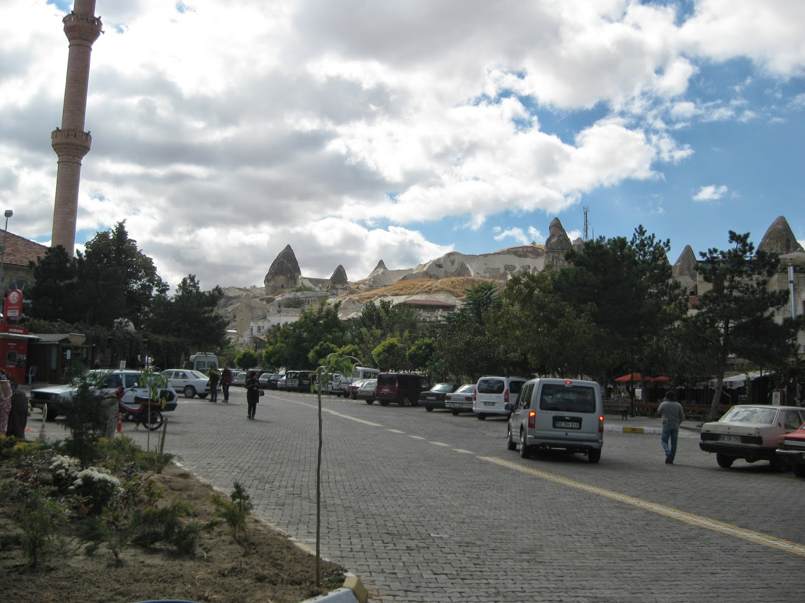 Cappadocia - Caves and city streets