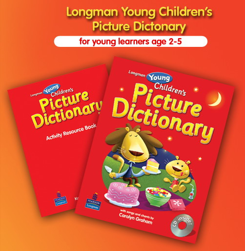 Leaf to Leaf: Longman Young Children's Picture Dictionary