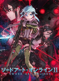 Download Sword Art Online S2 BD Subtitle Indonesia Batch Episode 1 – 24
