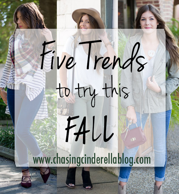 Trends to try this fall
