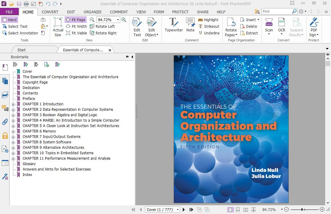 Essentials Of Computer Organization And Architecture 3rd Edition Pdf