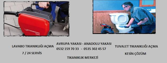 Çekmeköy Pimaş Tıkanıklığı açma,Çekmeköy pimaş açma