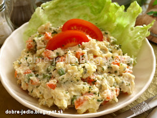 Zemiakovo-zeleninový šalát - recepty