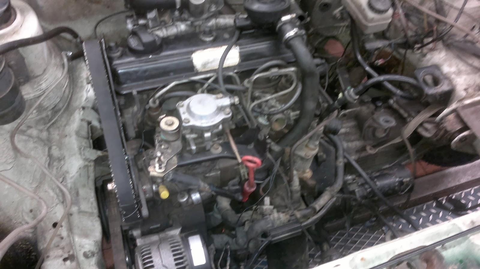 Auton Moottorin Vaihto