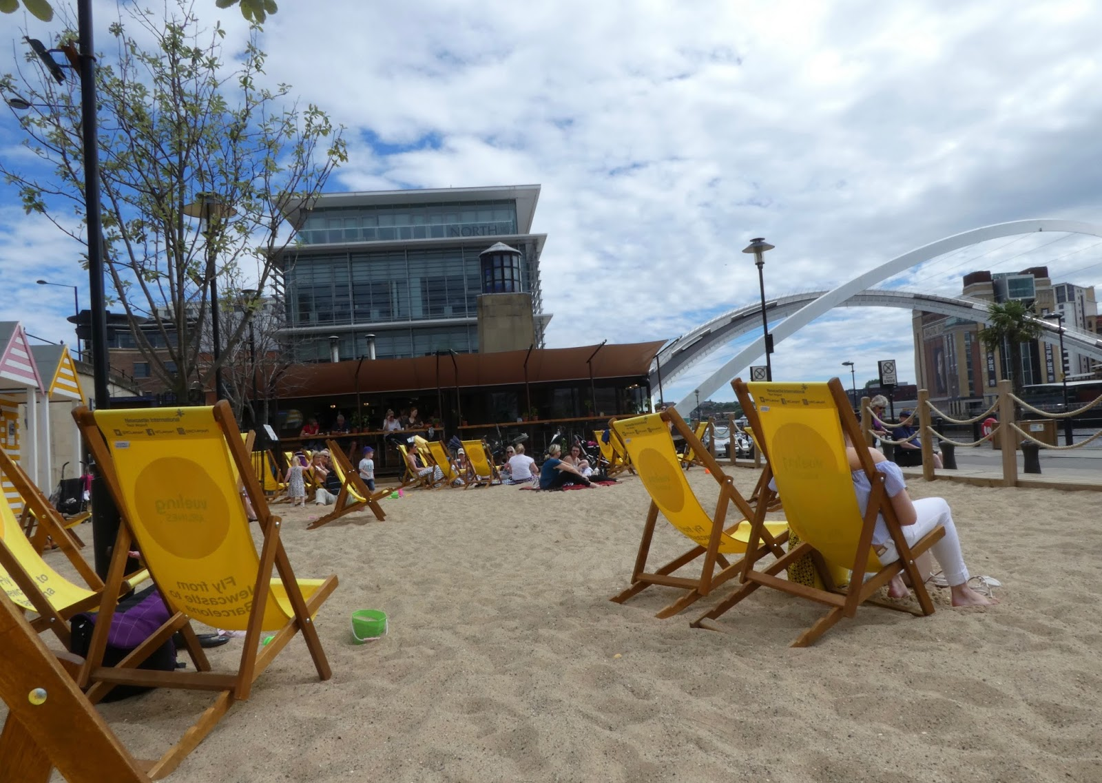 The Best Picnic Spots in Newcastle Upon Tyne | Quayside Seaside