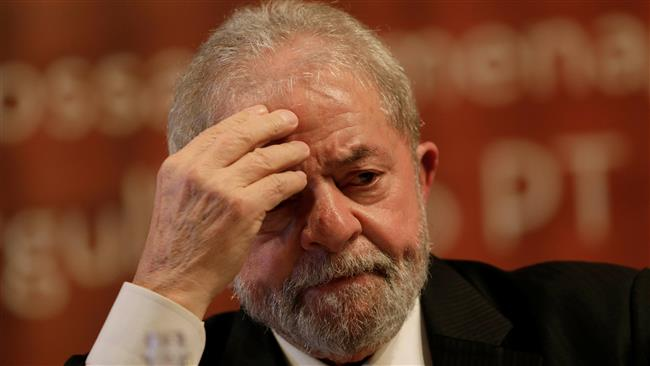 Former Brazilian President Luiz Inacio Lula da Silva sentenced to 9.5 years in jail