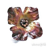 Contoh produk kerajinan cincin bunga Uwerans Sekar Makirtya - UKM Zone