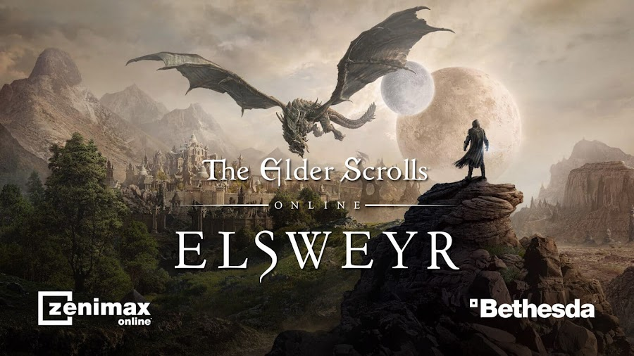 elder scrolls online elsweyr expansion pc mac ps4 xbox one