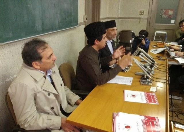 Times of Ahmad: Japan: Ahmadi Muslims stress Islam rejects