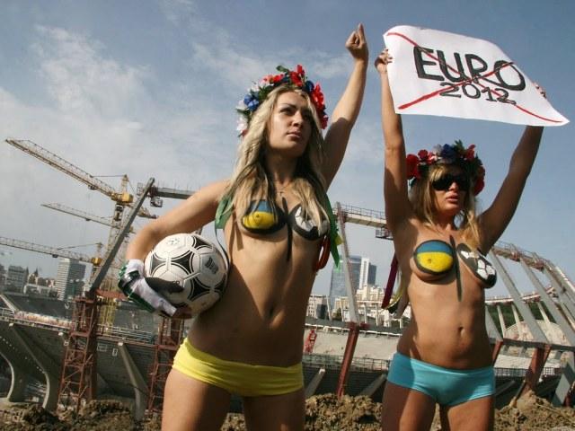 About Femen Ukrainian Women 108