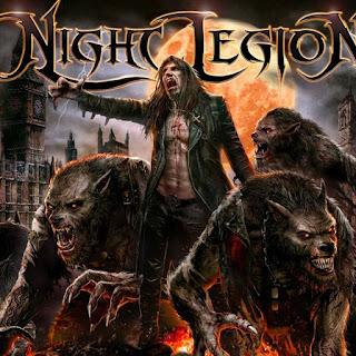 "Night Legion - ""The Eye Of Hydra"" (video) from the album ""Night Legion"""