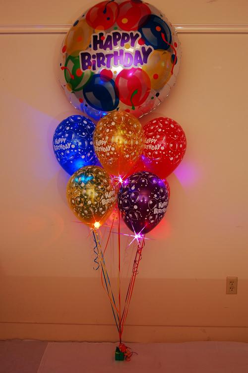 Balloon Zilla Pic Birthday Balloon Bouquets