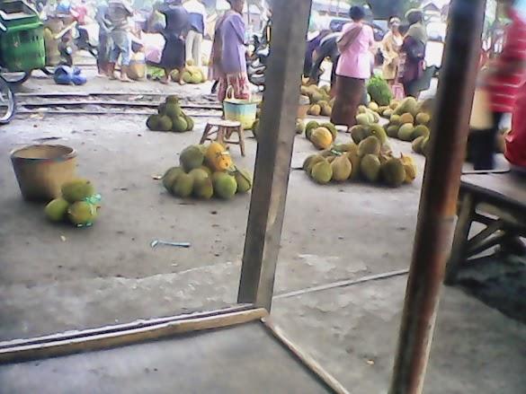 Gelora Pasar Durian Dadakan Surga Para Pecintanya
