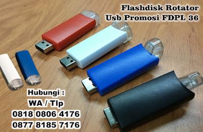USB Flashdisk Rotator FDPL36, Usb Rotator, USB FLASHDRIVE PLASTIK Murah, flashdisk promosi unik murah