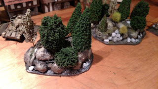 Impassable terrain for Warhammer or Bolt Action