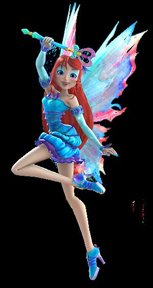 Winx Club Fairies: Mythix 3D