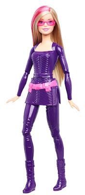 TOYS : JUGUETES - BARBIE : Spy Squad  Barbie Agente Secreto | Muñeca  Barbie Secret Agent doll  Producto Oficial Película 2016 | Mattel DHF17 | A partir de 3 años  Comprar en Amazon España & buy Amazon USA
