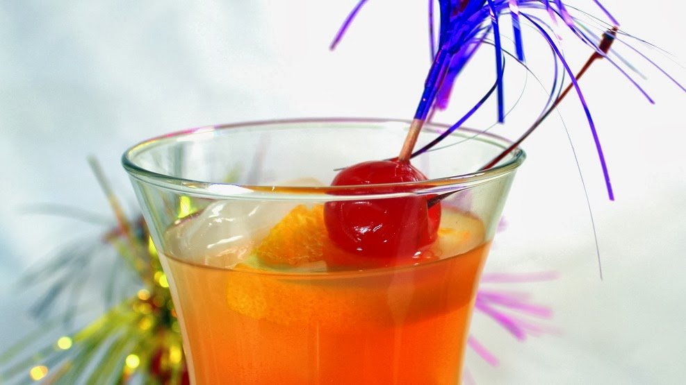 how to make a new orleans hurricane drink