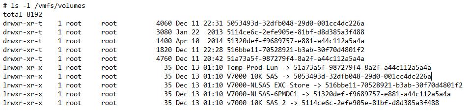 Tom Spirit: vSphere   A VM is showing disk size of 0B