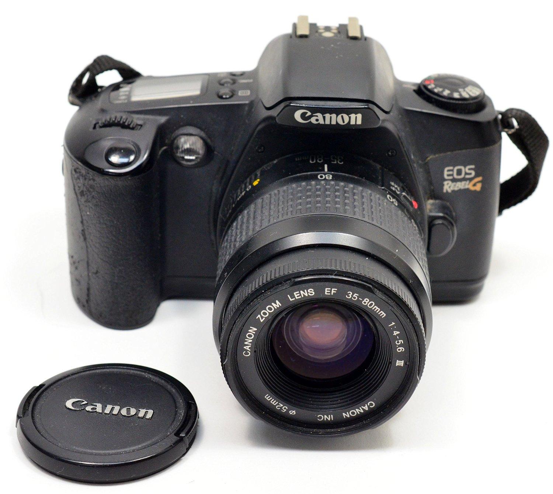 canon eos rebel g film slr camera kit with 35 80mm lens lamberdose rh lamberdose blogspot com EOS Rebel F canon eos rebel g manual español