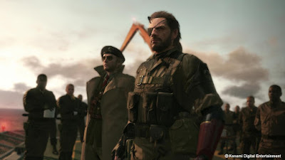 Metal Gear Solid V The Phantom Pain Game images/photos