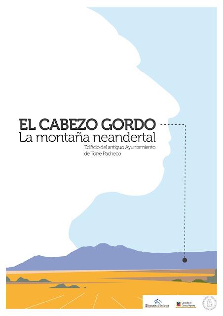"""Inauguración de la exposición permanente:  """"El Cabezo Gordo. La montaña neandertal""""."""