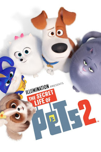 The Secret Life of Pets 2 (BRRip 720p Dual Latino / Ingles) (2019)