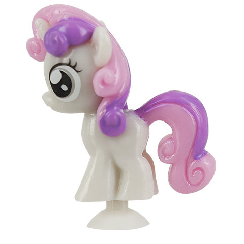 My Little Pony Series 1 Squishy Pops Sweetie Belle Figure