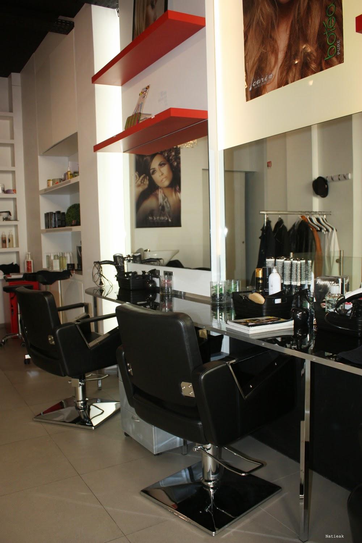 coin coiffure Modalis salon de beauté Paris