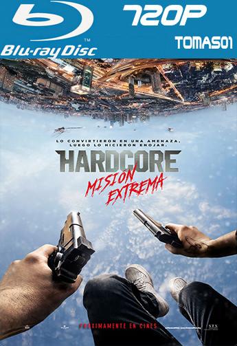 Hardcore: Misión extrema (2015) BRRip 720p