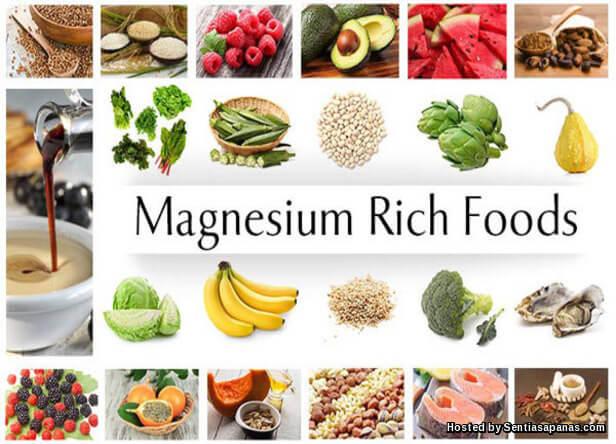 Magnesium untuk kesihatan