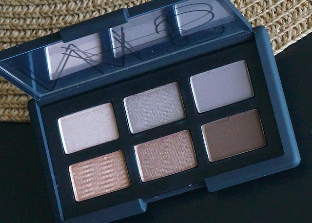 NARS 2016 Long Hot Summer Eyeshadow Palette