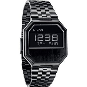 Nixon A15800100 Re-Run All Black