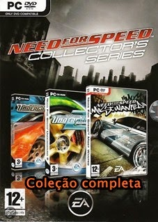Need for Speed: Coleção Completa (Download Completo)