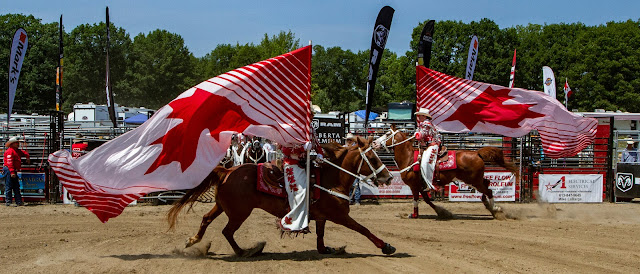 Ontario Rodeo, Canadian Cowgirls, RAM Rodeo Tour