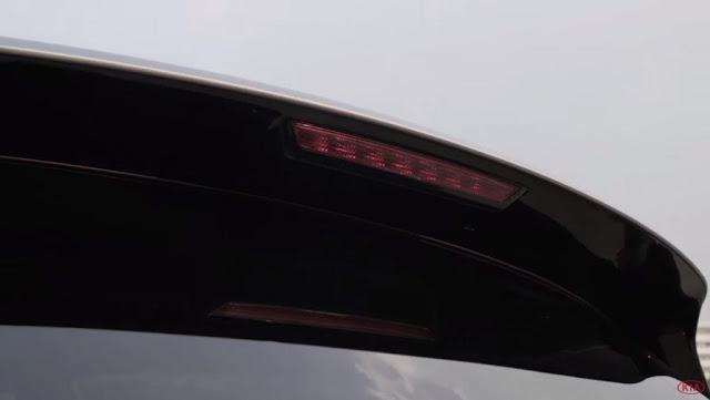 Foto KIA Sportage 2016 luce stop posteriore