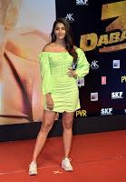 Pooja Hegde at Dabangg 3 Premiere HeyAndhra.com