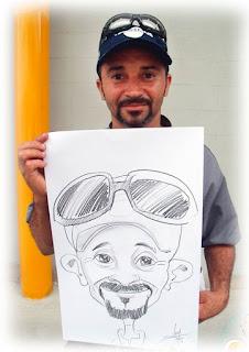 caricaturista de recife e região