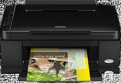 Image Epson Stylus SX110 Printer Driver